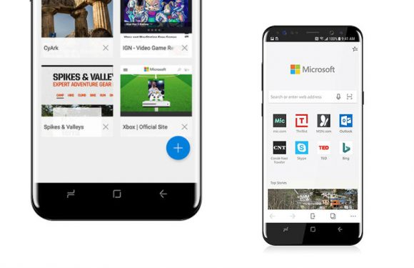 Download Microsoft Edge voor Android nu in de Play Store