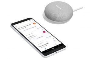 Google Home Mini officieel