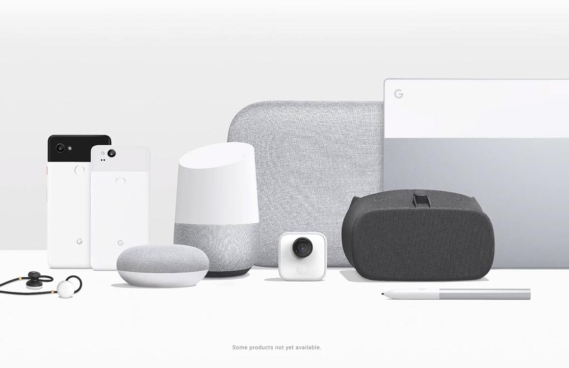 Zo bouwde Google de Pixel 2 prototypes met stof en papier