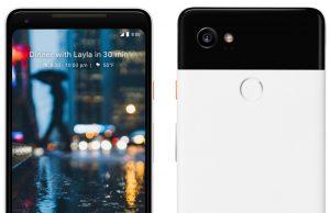 Google Pixel 2-video