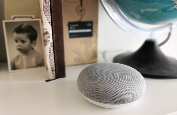 Google Home Mini preview