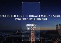 Livestream: volg de onthulling van de Huawei Mate 10