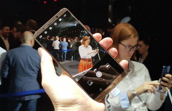 DxO: 'Huawei Mate 10 Pro-camera bijna zo goed als Pixel 2'