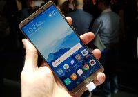 Huawei brengt randloze Mate 10 Pro met dubbele camera uit