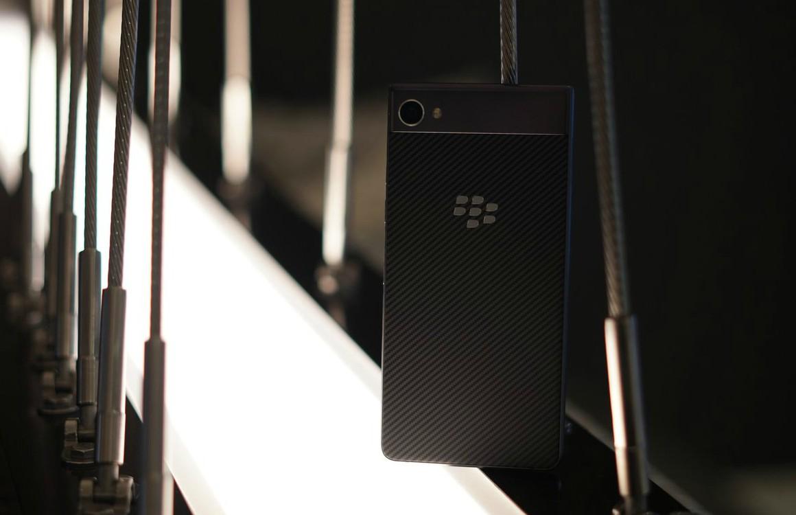 BlackBerry Motion vanaf eind november in Nederland verkrijgbaar