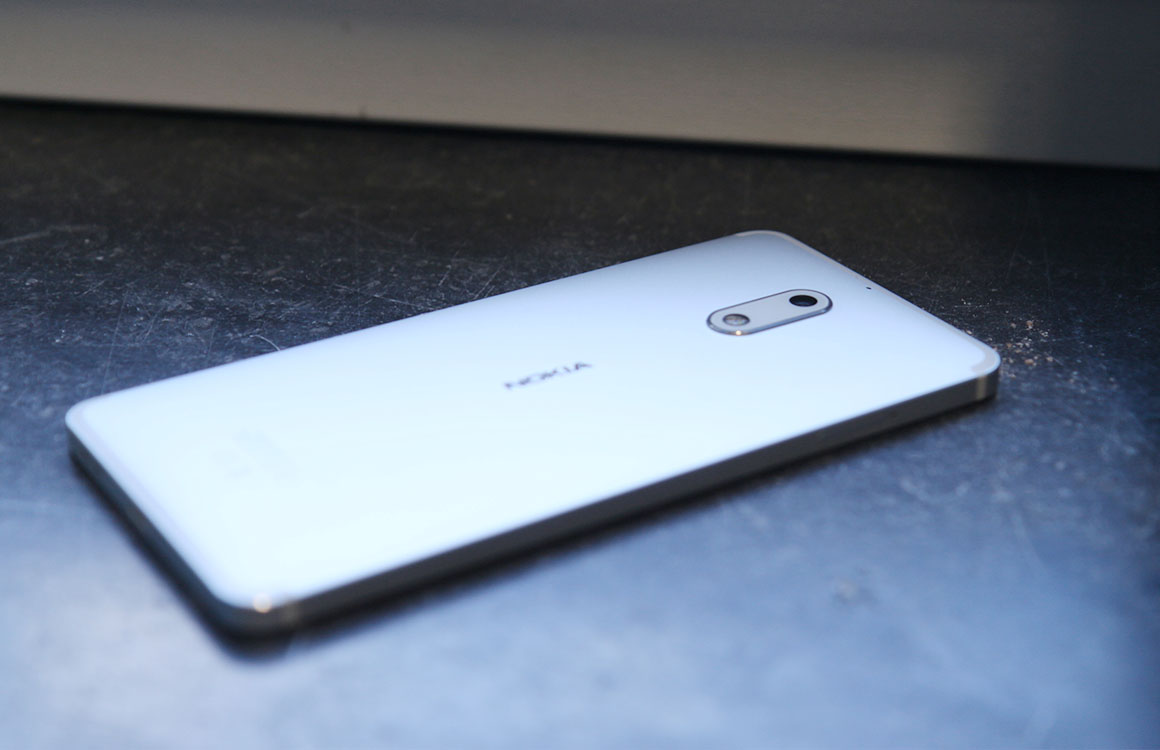 Nokia 6 review: snelle updates, slome hardware