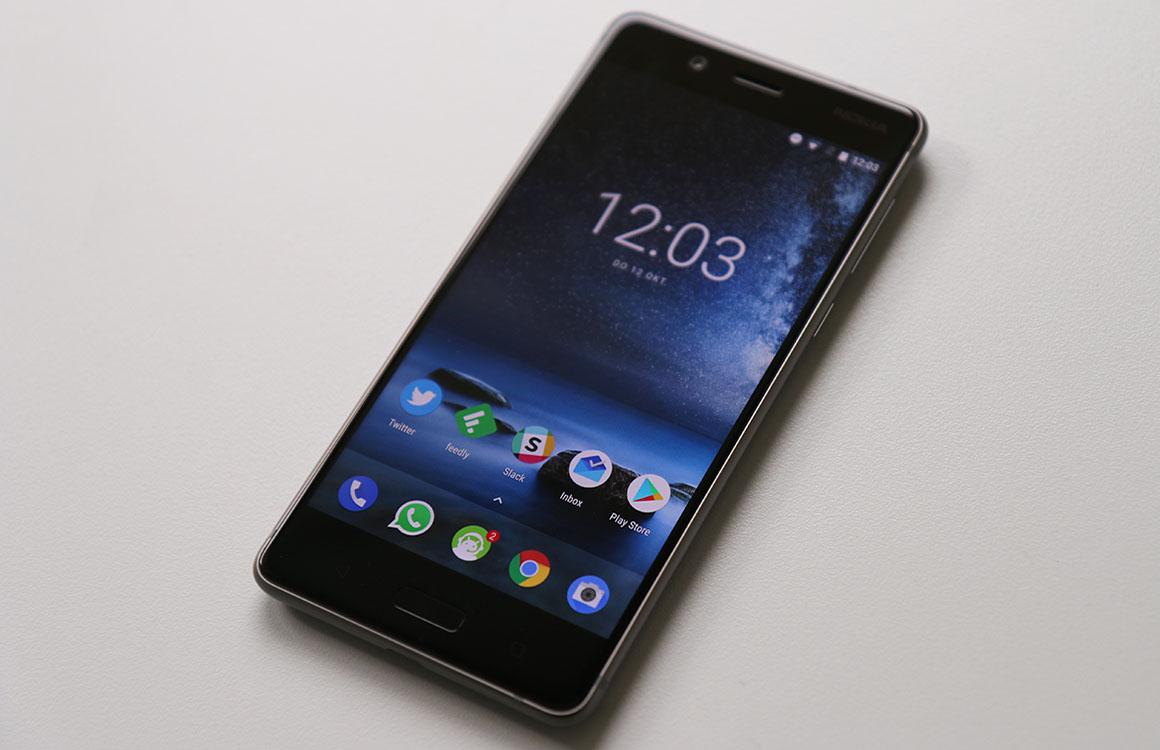 Android Pie-update nu beschikbaar voor Nokia 8 en 7.1