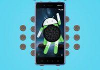 Primeur: Nokia 8 krijgt eerste Android 8.1-bèta