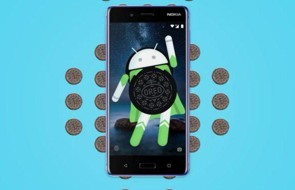 Nokia 8 Android Oreo-bèta