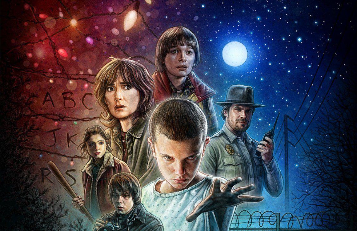 Bereid je met de gratis Stranger Things-game voor op seizoen 2