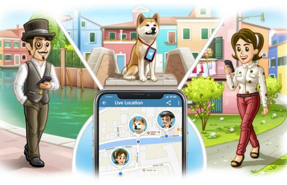 Met deze Telegram-update zie je waar je vrienden zijn