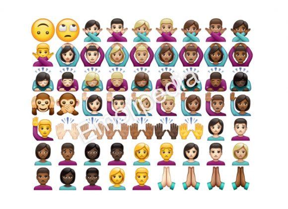 Nieuwe WhatsApp-emoji
