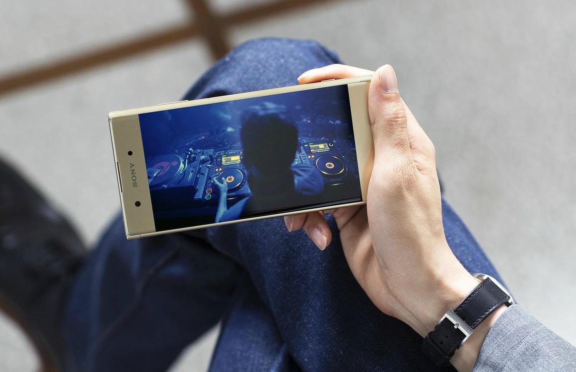 'Foto's Xperia XA2 Ultra tonen dubbele camera en grote schermranden'