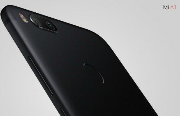 Eerste Xiaomi Mi A1-update voegt snel opladen-ondersteuning toe