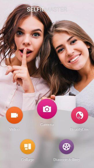 Asus Zenfone 4 screenshot Selfie Master