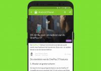 Android nieuws #46: OnePlus 5T officieel en Samsung Galaxy S9 release