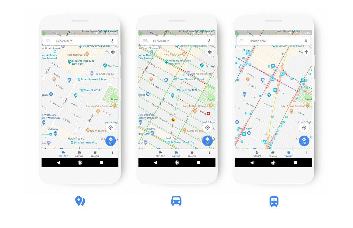 Tip: Dit betekenen de icoontjes en kleuren in Google Maps