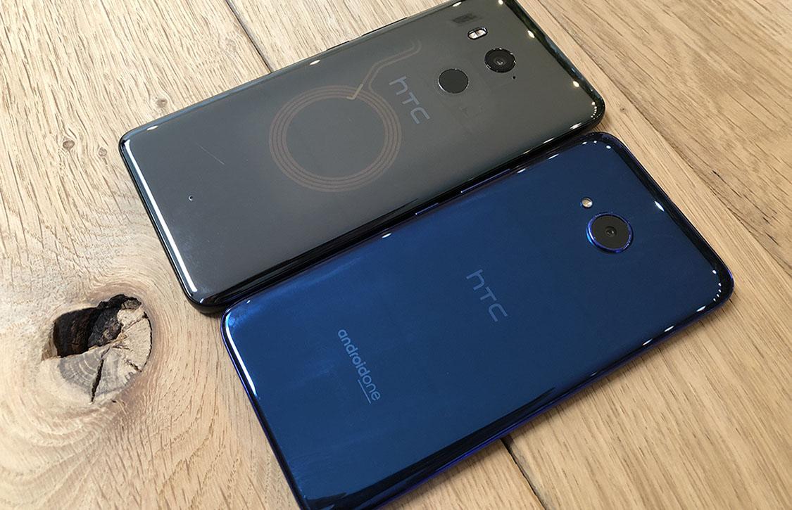 HTC U11 Plus en U11 Life preview: verbeterd vlaggenschip en stock-Android