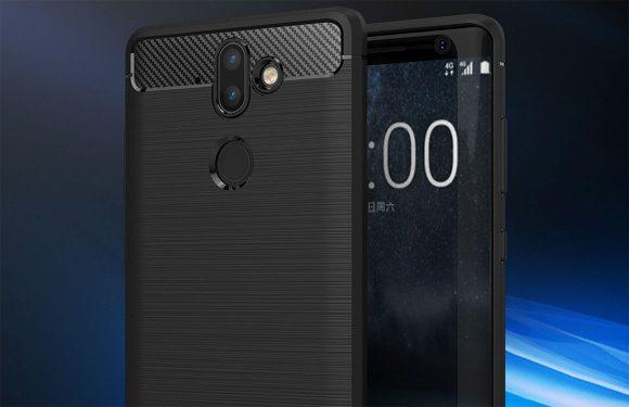 'Afbeeldingen tonen Nokia 9 met voorkantvullend scherm'