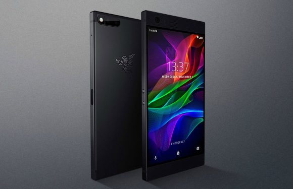 Razer Phone officieel