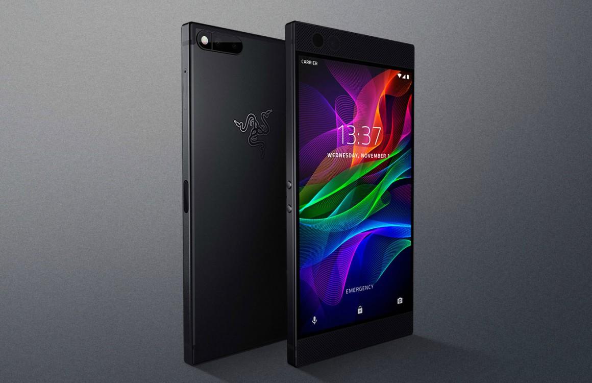 Razer Phone hoopt gamers te trekken met opvallend scherm