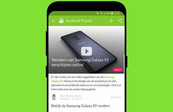 Android nieuws #50: Samsung Galaxy S9 en Google Maps Go