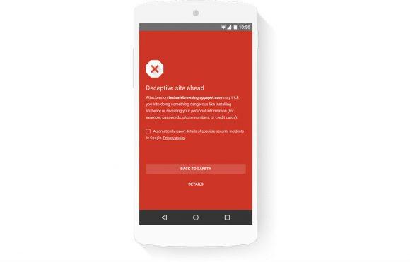 android-apps persoonlijke data
