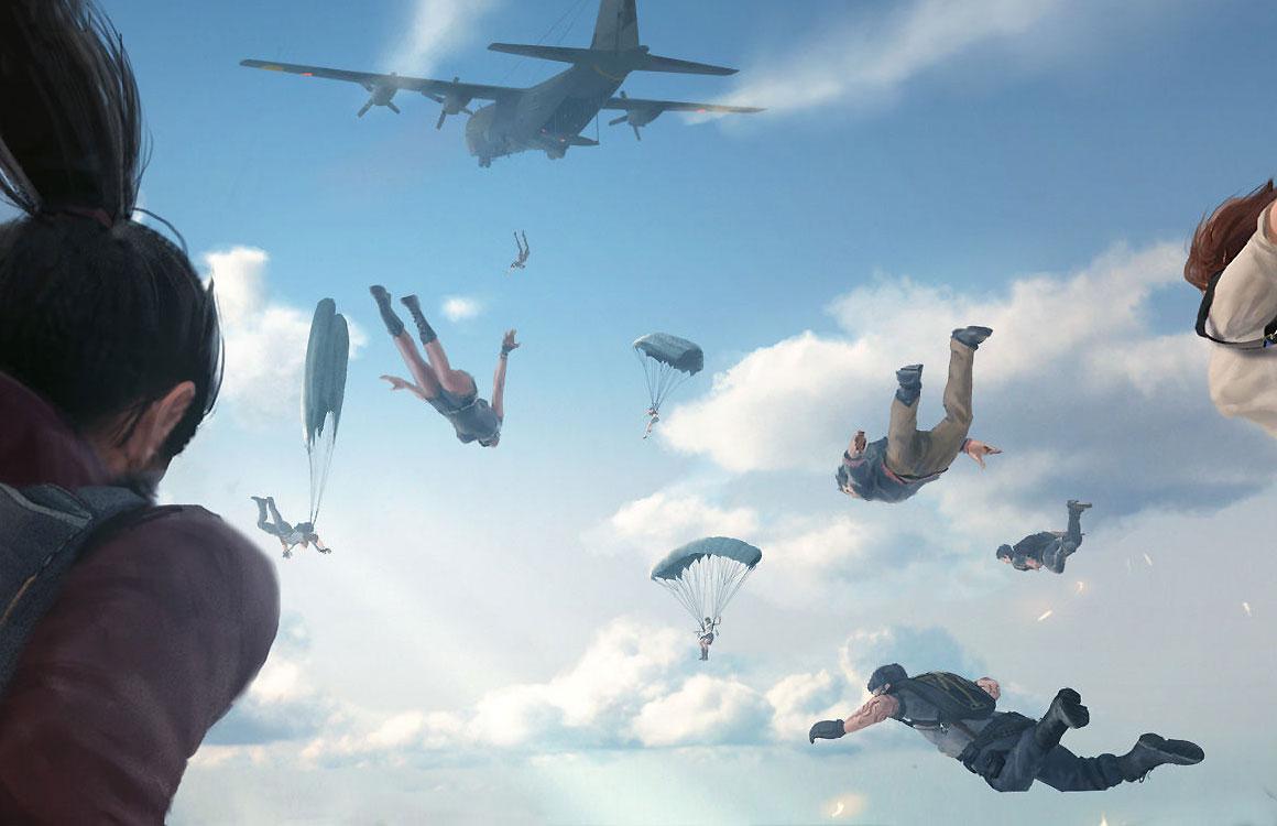 PUBG op je smartphone: de 4 beste Battle Royale Android-games