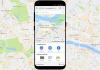 Eindelijk: Google Maps krijgt verbeterd, sneller Deel-menu