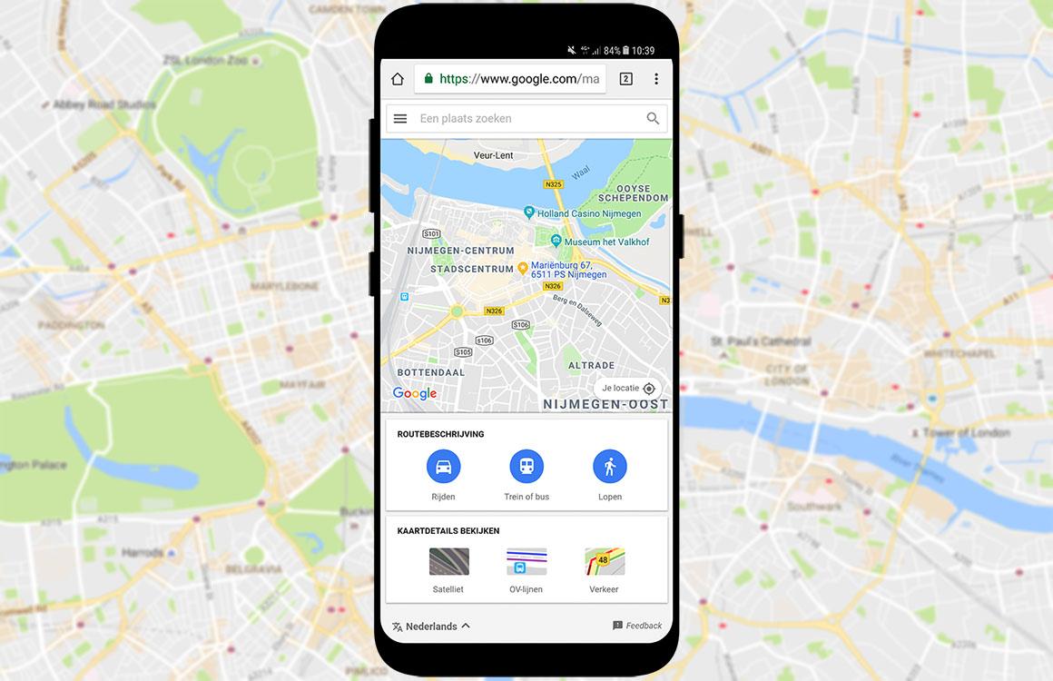 Google Maps-update neemt keuzestress bij avondje uit weg: iedereen kiest