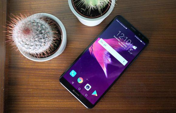 Huawei Mate 10 Lite krijgt gezichtsherkenning met update