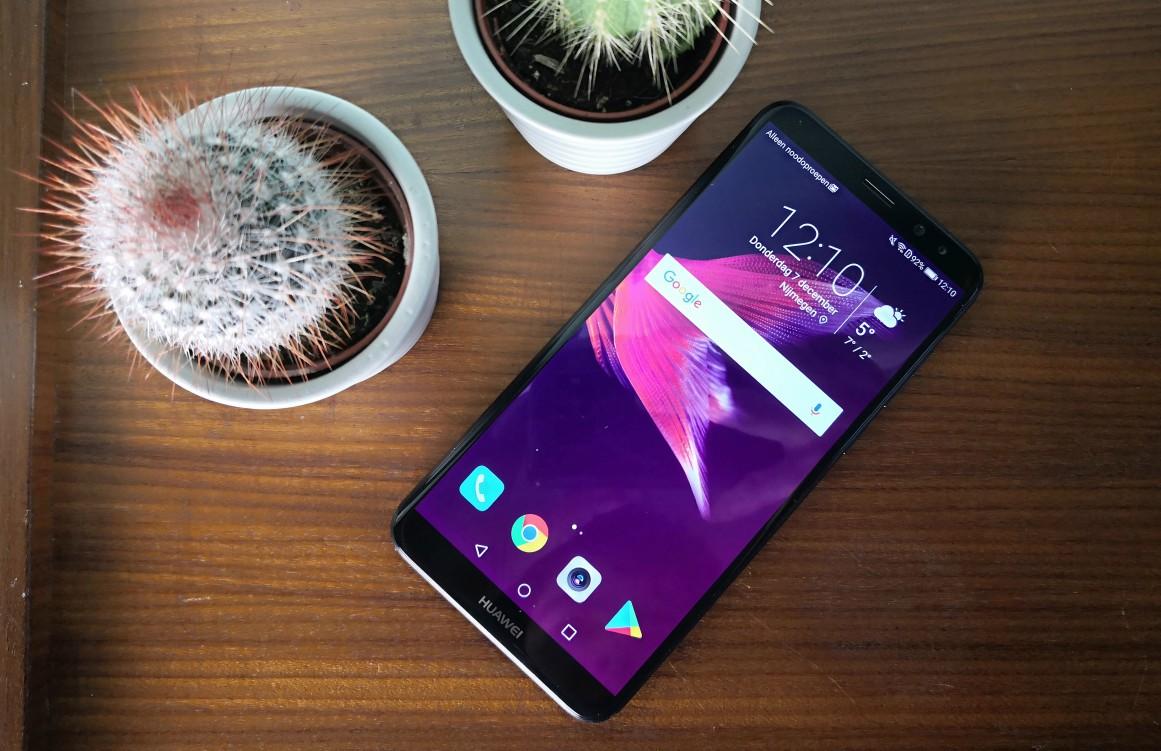 Renders: dit is mogelijk de Huawei Mate 20 Lite met notch