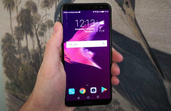 Huawei Mate 10 Lite review: Lite, maar geen lichtgewicht