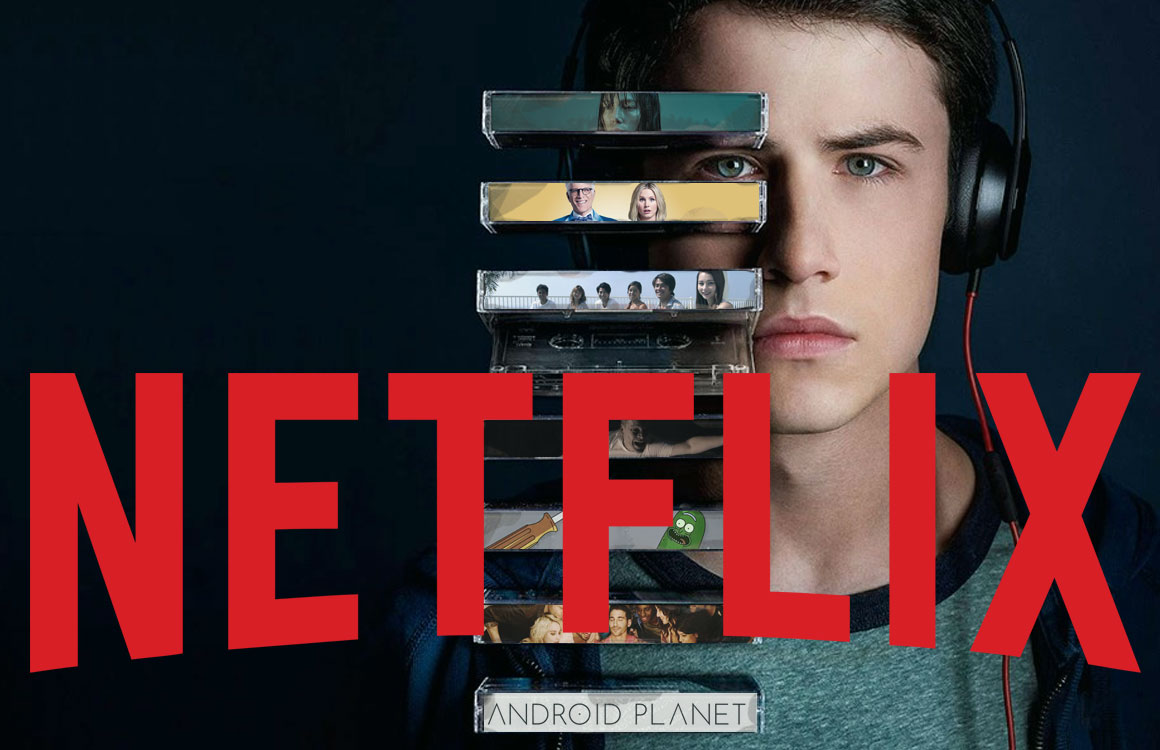 Android Planet Netflix-awards: dit zijn de 14 beste series van 2017