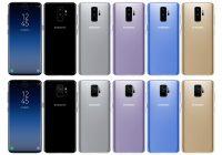 'Samsung Galaxy S9-verpakking suggereert gebrek aan dubbele camera'