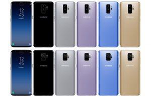 samsung galaxy s9 koptelefoonaansluiting