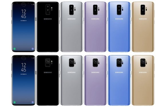 'Accessoirefabrikant toont definitief design Samsung Galaxy S9'