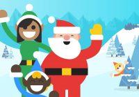 Ontgrendel elke dag een verrassing in de Google Santa Tracker