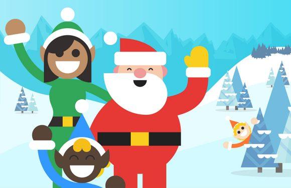 Tip: volg de kerstman dit jaar met Google Assistent en Google Home