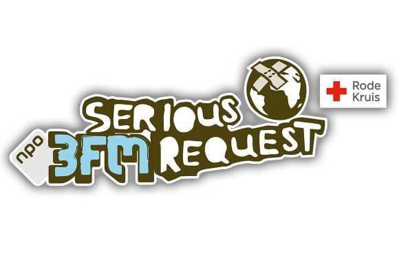 Volg Serious Request 2017 op je Android-toestel met deze app