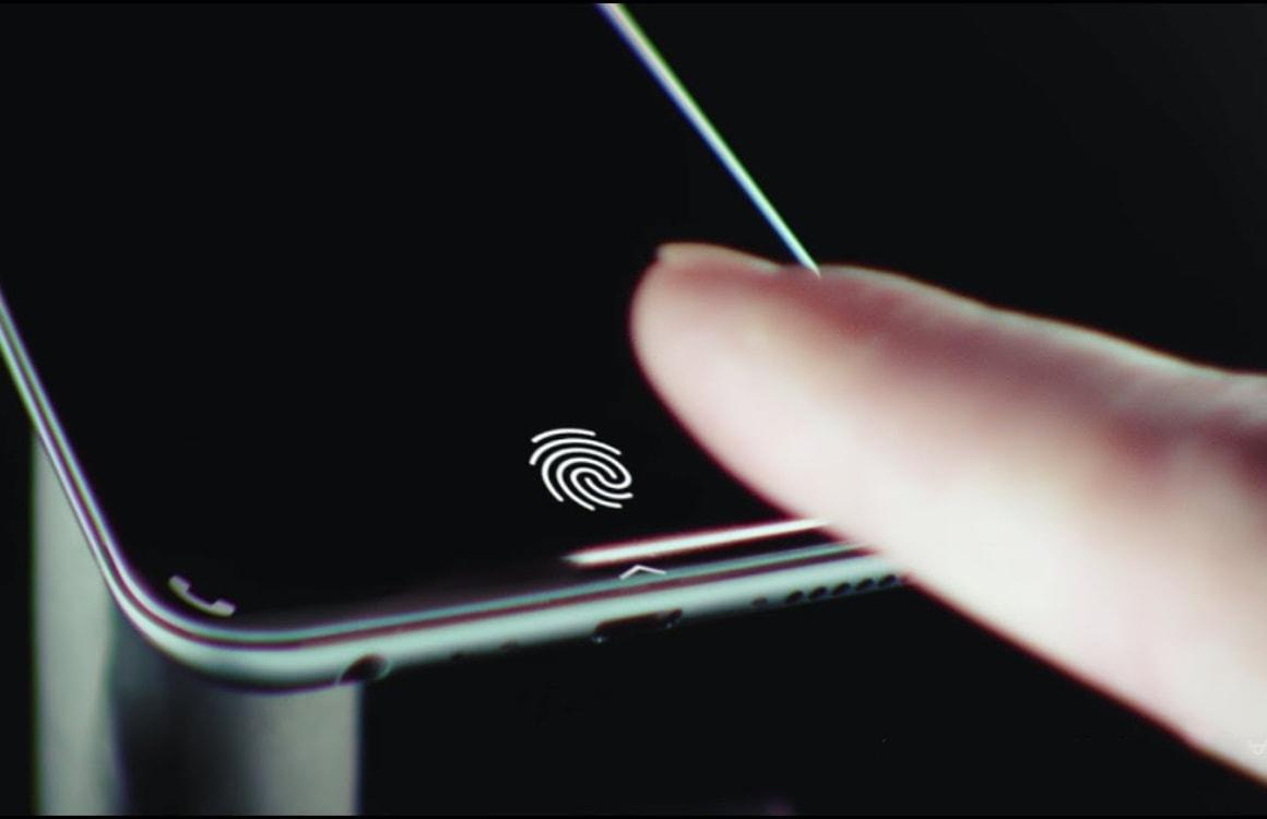 Zo werkt de eerste vingerafdrukscanner onder het scherm