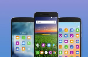 Alcatel weer-app Android