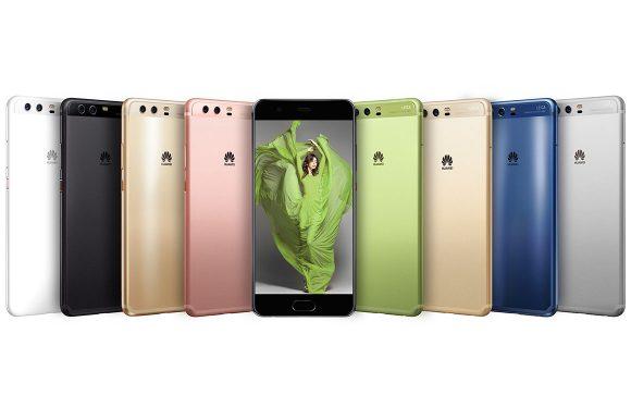 Huawei onthult P20, P20 Plus en P20 Lite op 27 maart