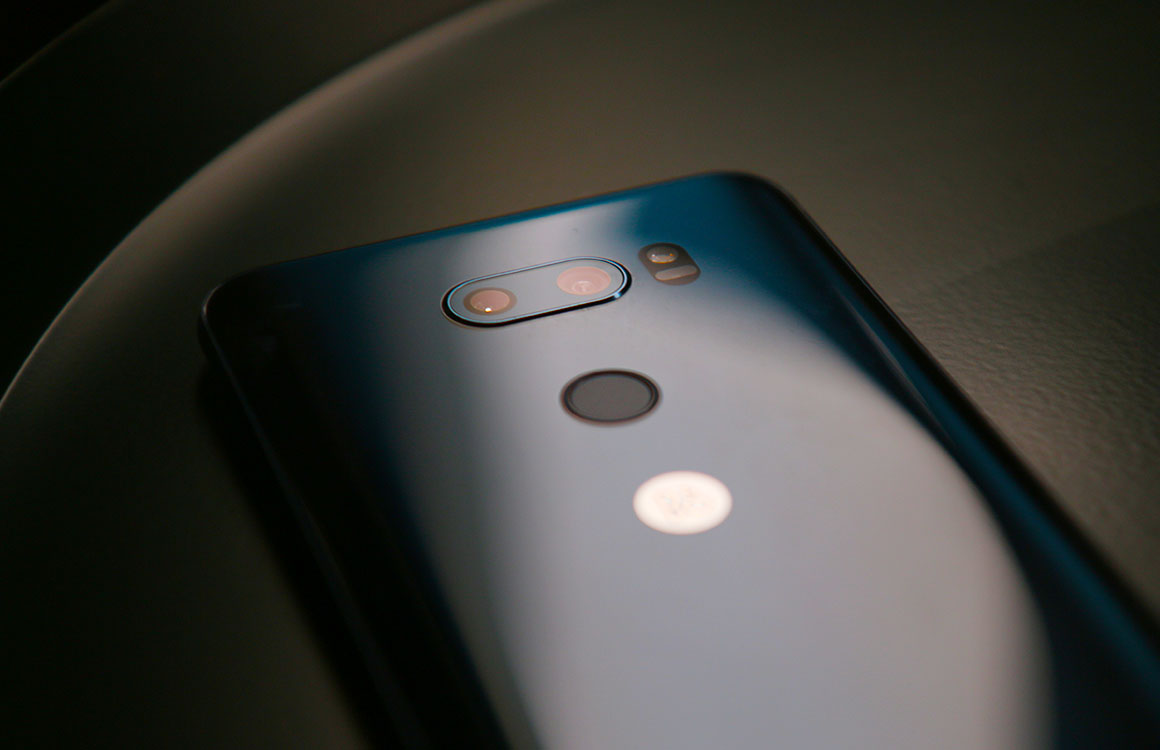 'LG G7 ThinQ toont zijn notch op gelekte foto's'