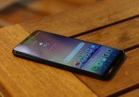 'LG V40 uitgelekt: foto's tonen vijf camera's en een notch'