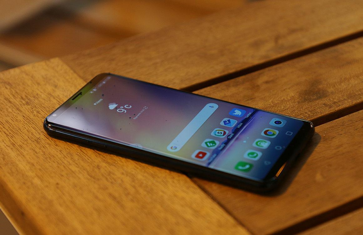 LG maakt oude smartphones 'slimmer' met AI Pack-update