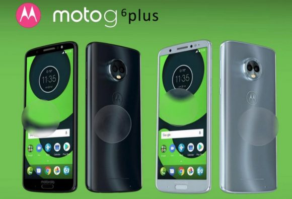 Motorola Moto G6 specificaties