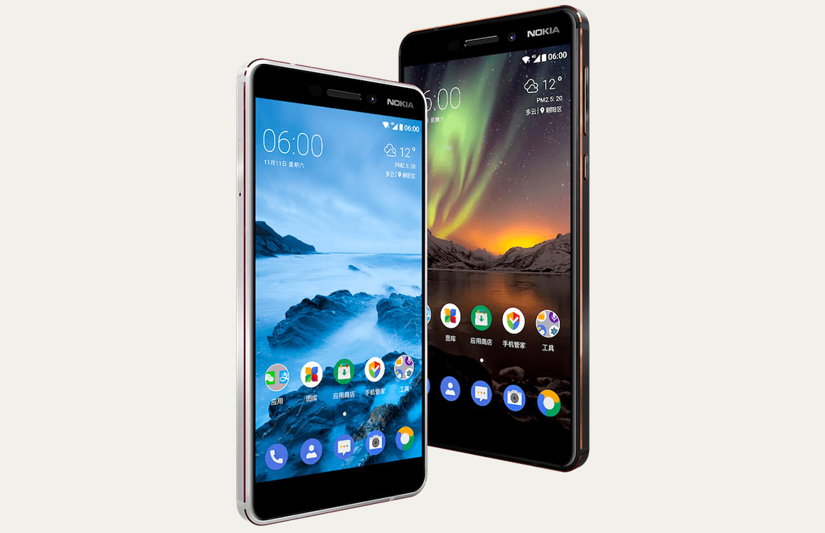 HMD Global is op dreef: Nokia 6.1 ontvangt nu Android 10-update
