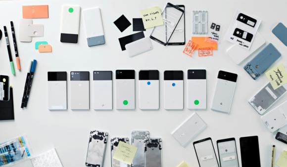 Google Pixel 2 prototypes
