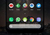 Met Rootless Launcher breng je de Google Pixel-interface naar je Android